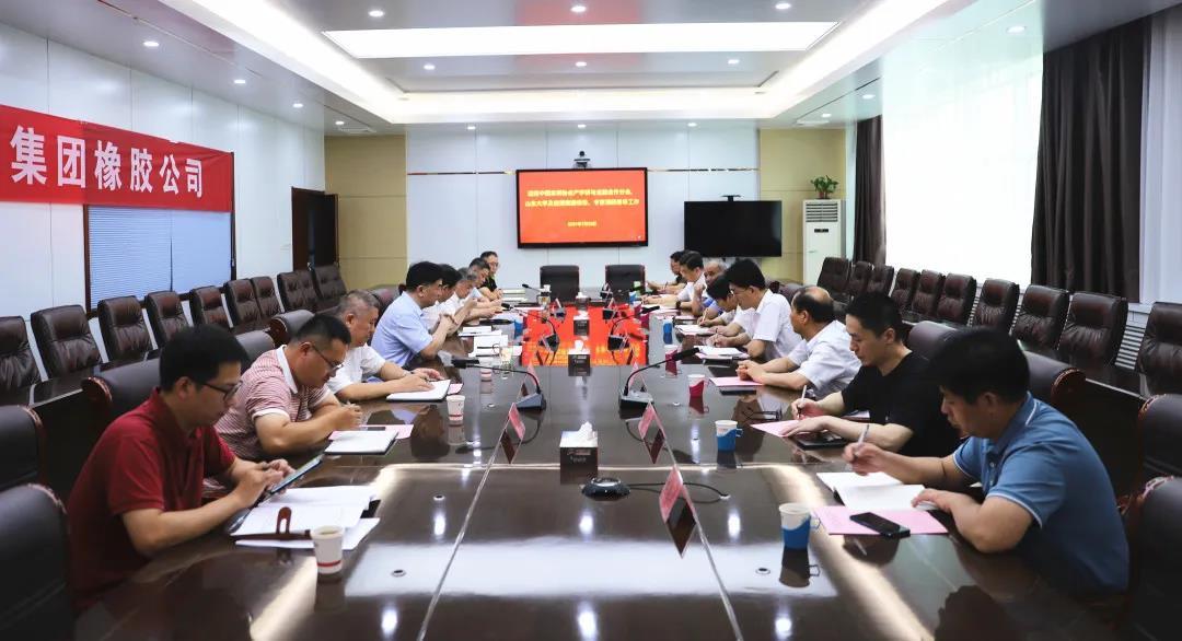 中国发明协会领导到公司调研指导工作